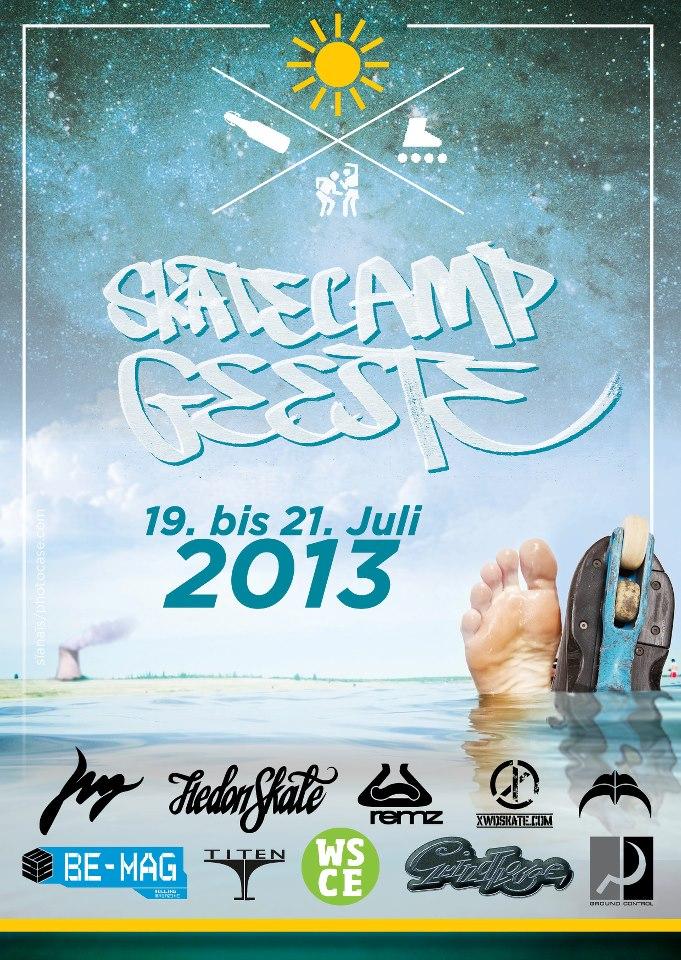 Video vom SkateCamp 2013