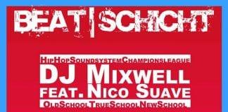 Beatschicht mit Mixwell und Nico Suave im Qurt in Lingen
