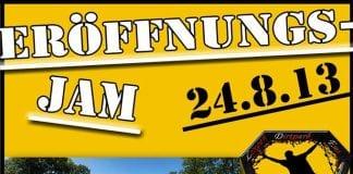 Eröffnungs-Jam im Dirtpark Lingen