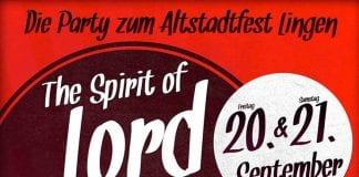 The Spirit of Lord Nelson auf dem Altstadtfest