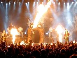 Feuerengel - A Tribute to Rammstein in den Emslandhallen in Lingen