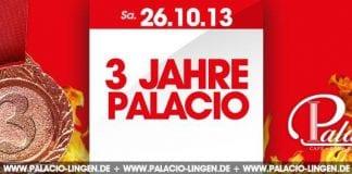 3 Jahre Palacio