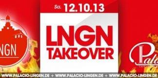 LNGN Takeover im Palacio