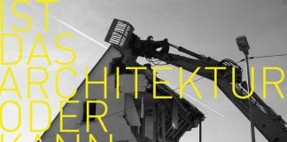 Sebastian Deeken - Ist das Architektur, oder kann das weg?!