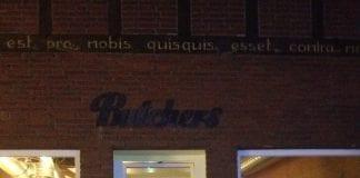 Butchers Eröffnung