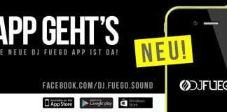 DJ Fuego App