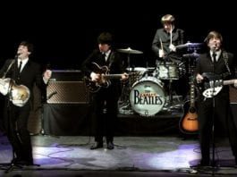 The Cavern Beatles im Lingener Theater