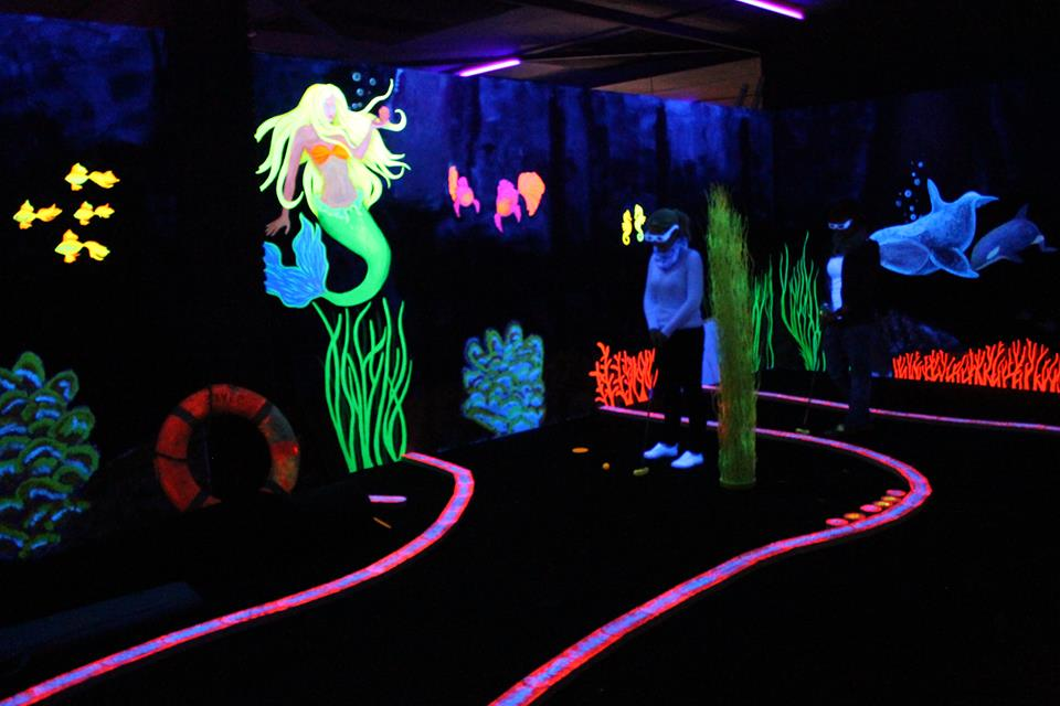 3d minigolfanlage in lingen. Black Bedroom Furniture Sets. Home Design Ideas