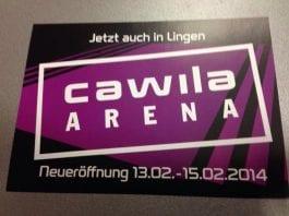 Cawila Arena eröffnet Filiale in Lingen
