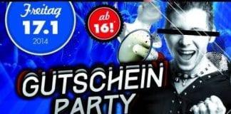 Gutschein-Party im Joker