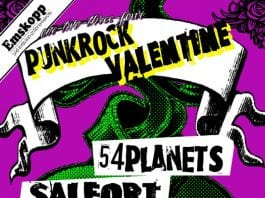 Punkrock Valentine im Alten Schlachthof
