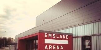 EmslandArena in Lingen © LNGN.de