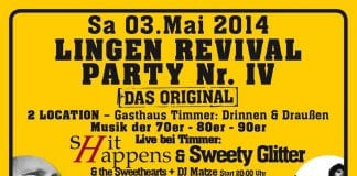 Lingen Revival Party IV