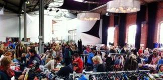 Women – Lingens Modeflohmarkt in der Halle IV