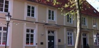 Universitätsplatz Professorenhaus Lingen