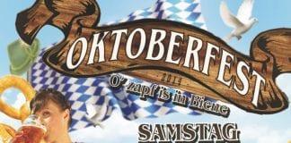 Oktoberfest Biene 2014