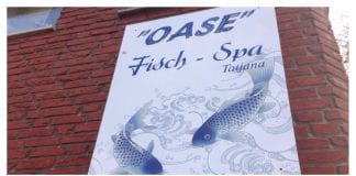 """Fisch-Spa """"Oase"""" Tatjana in Lingen"""
