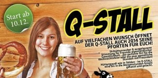 Q-Stall 2014 im Butchers Lingen