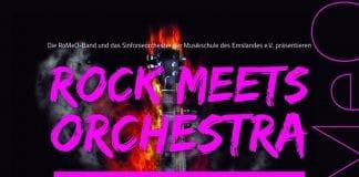Rock meets Orchestra im Theater an der Wilhelmshöhe in Lingen