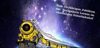 Tanzgalerie-Express im Theater