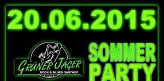 Sommerfest beim Grünen Jäger in Lingen