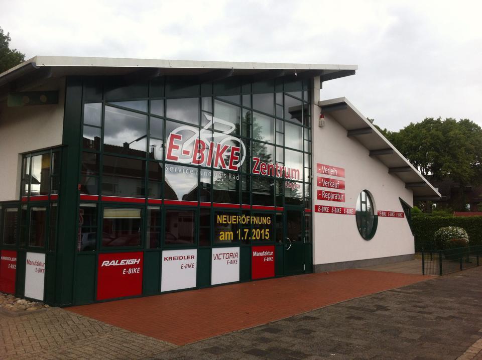 Lingens E-Bike Zentrum