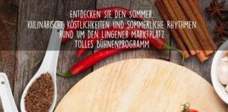Kulinarische Meile in Lingen
