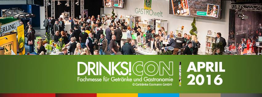 Drinks!Con 2016 in den Emslandhallen - LNGN.de