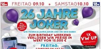 26 Jahre Joker in Lingen