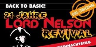 Lord Nelson Revival Party 2015 auf der Wilhelmshöhe