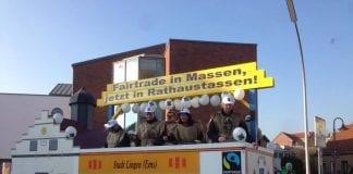 Karneval / Rosenmontagsumzug in Lingen © LNGN.de