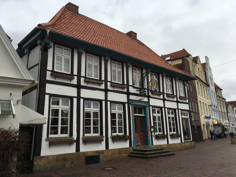 Alte Posthalterei in Lingen © LNGN.de