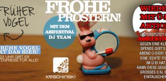 Frohe Prostern 2016 im Koschinski in Lingen