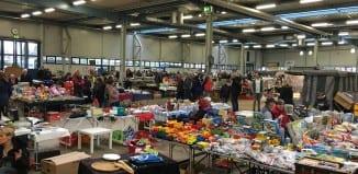 Trödelmarkt in den Emslandhallen © LNGN.de