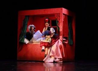 Rotkäppchen im Lingener Theater an der Wilhelmshöhe