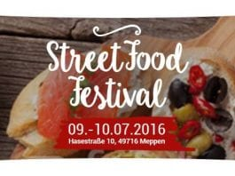 Street Food Festival in Meppen