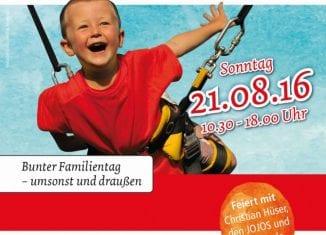 """""""Park in Kinderhand"""": großes Fest zur Eröffnung des Emsauenparks"""