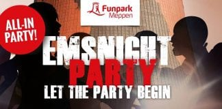 Emsnight Party im Funpark Meppen