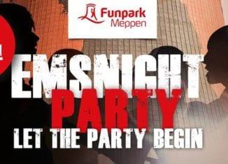 Emsnight Party im Funpark Meppen