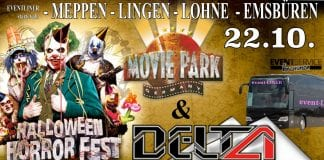 Halloween Horrorfest & DiscoParty im DELTA