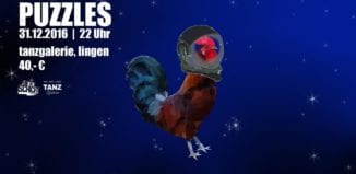 Silvester im Puzzles 2016 / 17