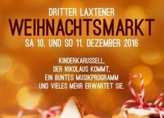 Weihnachtsmarkt in Laxten