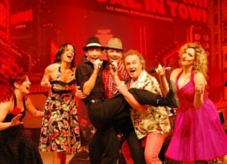 Musical Night in Concert 2017 im Theater an der Wilhelmshöhe in Lingen