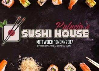 Sushi im Palacio