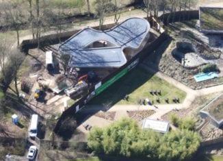 Neues Solehaus im Linus Lingen