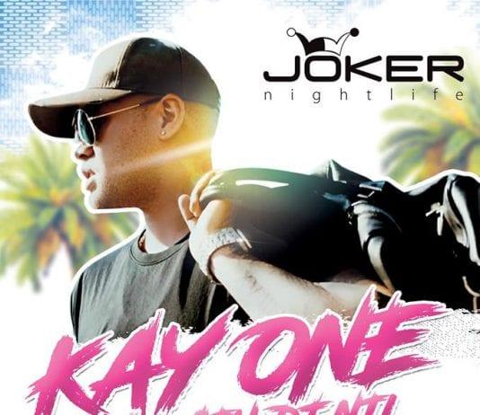 Kay One im Joker Lingen