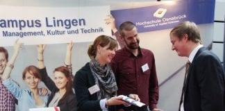 10. Jobmesse Emsland in der EmslandArena Foto-Quelle: Jobmesse Deutschland