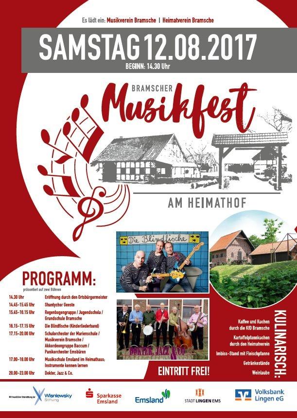 Bramscher Musikfest am Heimathof