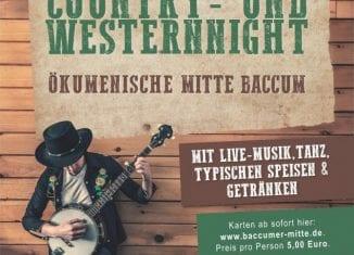 Country- und Westernnight in Baccum