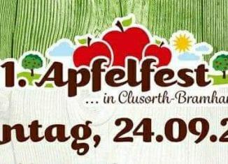11. Apfelfest in Clusorth-Bramhar